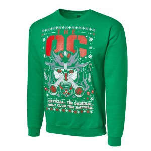 "The Club ""The OC"" Ugly Holiday Sweatshirt"