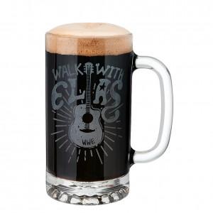 Elias 16 oz. Glass Mug