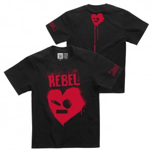 "Johnny Gargano ""Rebel"" Youth Authentic T-Shirt"