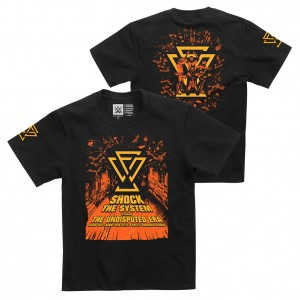 "Undisputed Era ""Main Attraction"" Youth Authentic T-Shirt"