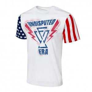 """Undisputed Era """"Stars & Stripes"""" Collection T-Shirt"""