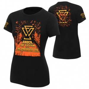 "Undisputed Era ""Main Attraction"" Women's Authentic T-Shirt"