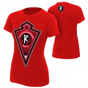 "Ricochet ""Superheroes R Real"" Women's Authentic T-Shirt"