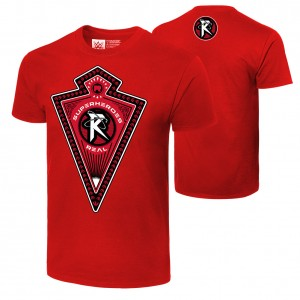 "Ricochet ""Superheroes R Real"" Authentic T-Shirt"