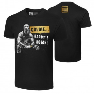"""Tommaso Ciampa """"Goldie"""" Authentic T-Shirt"""