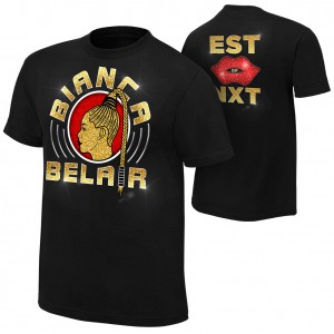 """Bianca Belair """"Est of NXT"""" Youth Authentic T-Shirt"""