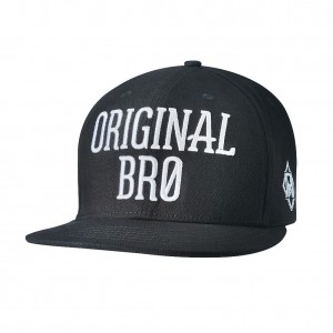 "Matt Riddle ""Original Bro"" Snapback Hat"
