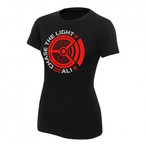 "Ali ""Chase the Light"" Women's Authentic T-Shirt"