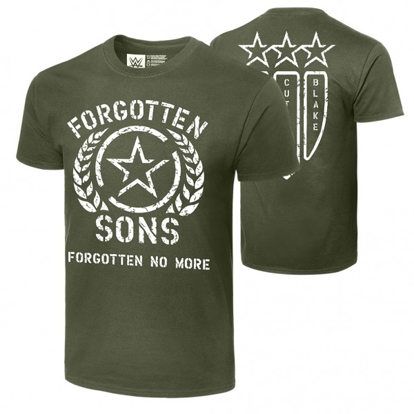"Forgotten Sons ""Forgotten No More"" Authentic T-Shirt"