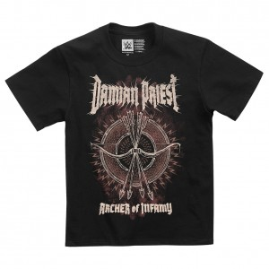 """Damian Priest """"Archer of Infamy"""" Youth Authentic T-Shirt"""