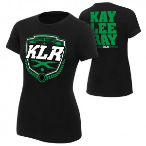 "Kay Lee Ray ""Scottish Daredevil"" Women's Authentic T-Shirt"