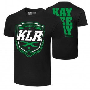 "Kay Lee Ray ""Scottish Daredevil"" Authentic T-Shirt"