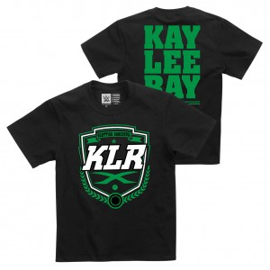"""Kay Lee Ray """"Scottish Daredevil"""" Youth Authentic T-Shirt"""