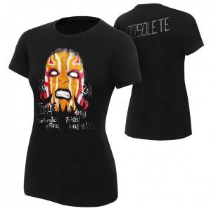 """Jeff Hardy """"Obsolete"""" Women's Authentic T-Shirt"""