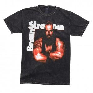 """Braun Strowman """"Get These Hands"""" Mineral Wash T-Shirt"""