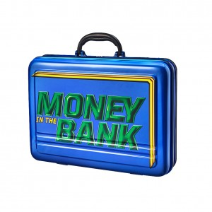 WWE Money in the Bank Blue Briefcase