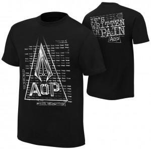 """AOP """"Pain"""" Authentic T-Shirt"""