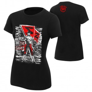 """Sami Zayn """"Never Be the Same"""" Women's Authentic T-Shirt"""