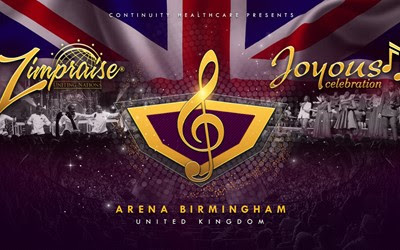 Joyous Celebration and ZimPraise Tickets