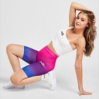 Ellesse Fade Cycle Shorts - Multi Coloured - Womens