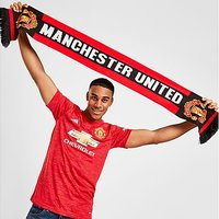 Official Team Manchester United Scarf – Red – Mens